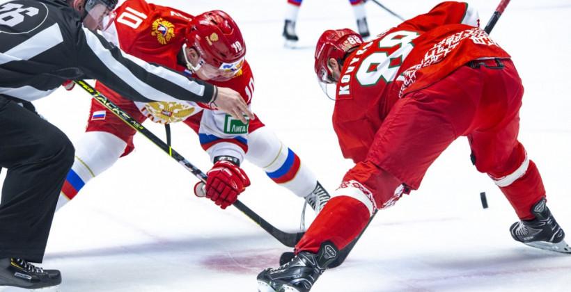 Сборная Беларуси в апреле проведет два спарринга с командой России