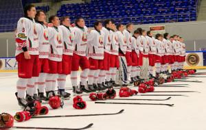 Обзор поединка юниорских команд России и Беларуси (видео)