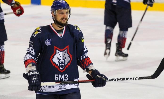 Сергей Копылец дисквалифицирован на три матча