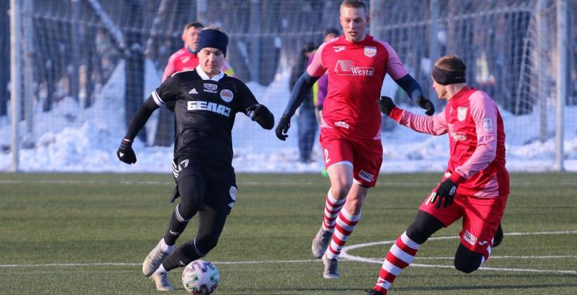 Торпедо-БелАЗ оказалось сильнее Арсенала в четвертьфинале Кубка Беларуси