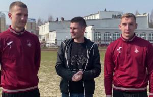 Садовский и Гречихо приняли участие в Rukh challenge (видео)