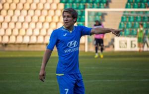 Бывший полузащитник Ислочи Виталий Балашов продолжит карьеру в карагандинском Шахтере