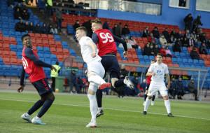 Ничья Минска и Ислочи в четвертьфинале Кубка Беларуси (видео)
