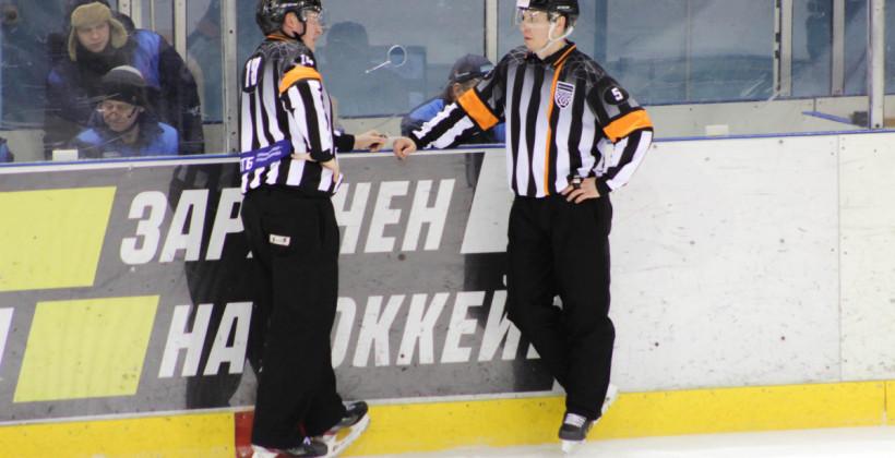 Наш хоккей. Две команды из экстралиги «Б» сыграют в плей-офф