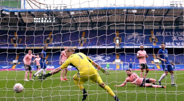 Челси не без труда обыграл Шеффилд Юнайтед в четвертьфинале Кубка Англии