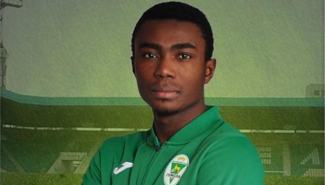 Нигерийский полузащитник Реймонд Адеола продолжит карьеру в Гомеле