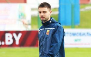 Юрий Воловик продолжит карьеру в Белшине