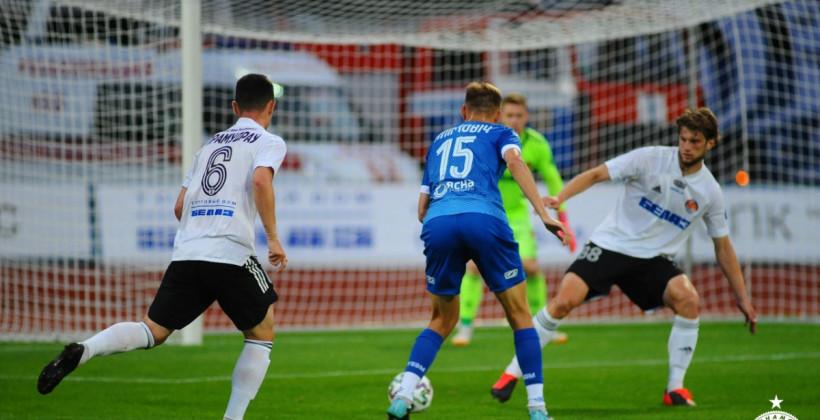 Минское Динамо дома не оставило шансов Торпедо-БелАЗ