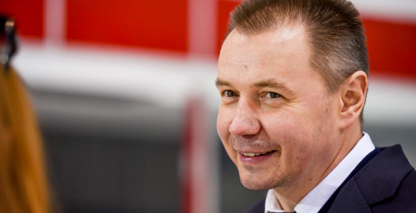 Дмитрий Шульга назначен новым главным тренером юношеской сборной Беларуси
