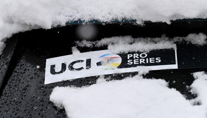 Из-за снегопада отменён первый этап Тура Турции