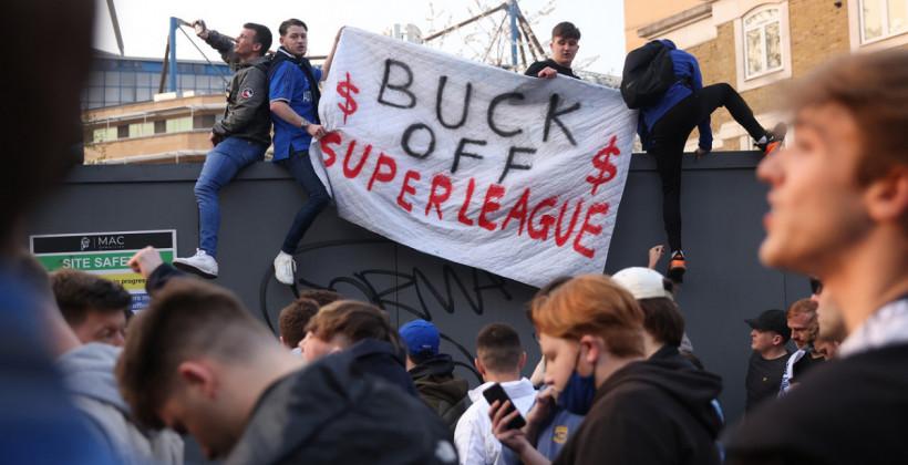 Падение Лондона (Суперлиги), или — самый короткий футбольный сериал современности