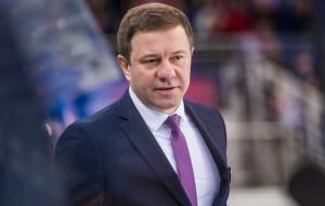 Олег Леонтьев ушёл с поста тренера фарм-клуба Автомобилиста
