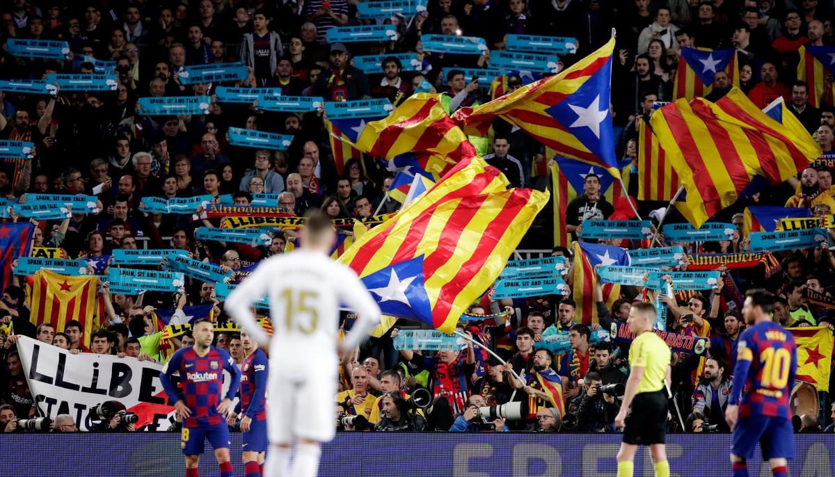 Барселона, Реал, Месси