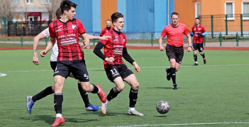 Белшина дома сыграла вничью с Локомотивом
