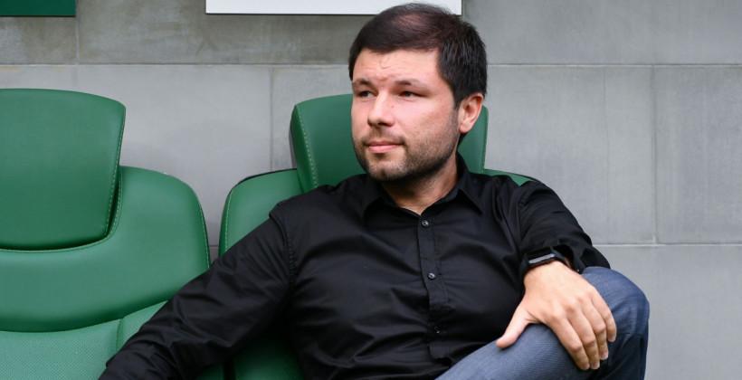 Мурад Мусаев покинул пост главного тренера Краснодара