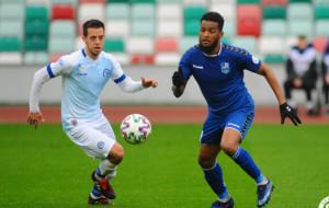 Мбенг и Ложкин — в старте минского Динамо на матч против Слуцка