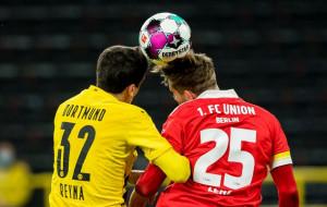 Боруссия Д одолела Унион и приблизилась к зоне Лиги чемпионов