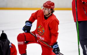 Шейн Принс: «Видно, что Захаров очень любит хоккей, предан этому виду спорта»