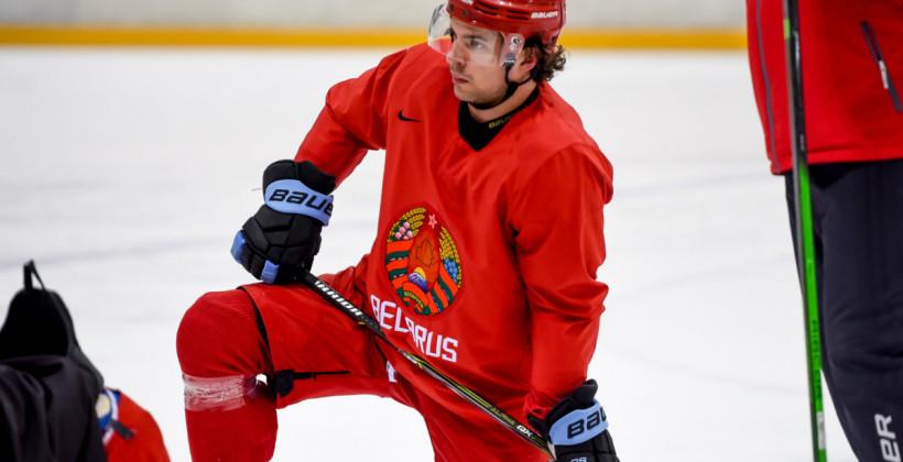 Принс, Ковыршин и Тэйлор — в старте сборной Беларуси против России