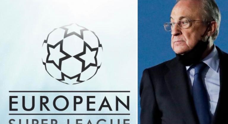 Перес хочет судиться с УЕФА на фоне скандала с европейской Суперлигой