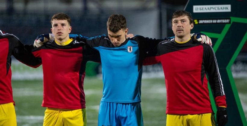 Сморгонь ушла от поражения в домашнем матче против Слуцка