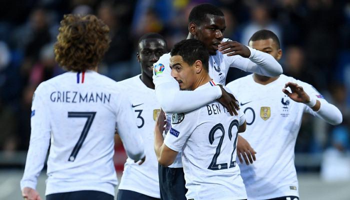 Французы в гостях минимально обыграли сборную Боснии и Герцеговины