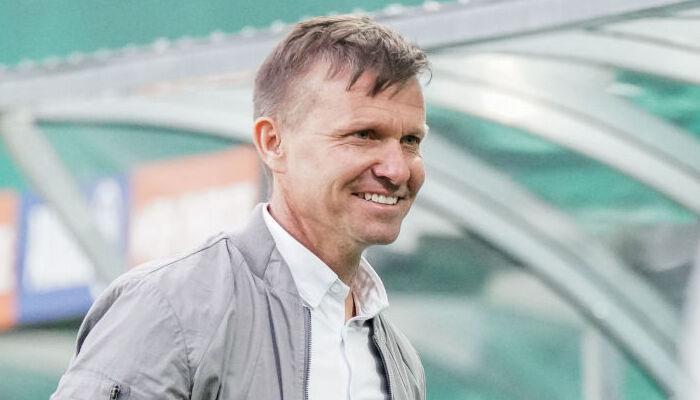 Лейпциг рассматривает вариант с приглашением тренера Зальцбурга Марша