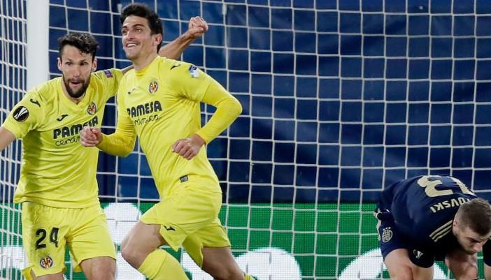 Вильярреал уверенно разобрался с загребским Динамо и вышел в полуфинал Лиги Европы
