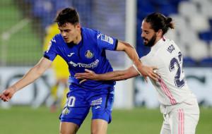 Реал и Хетафе сыграли не забили голов в очном противостоянии