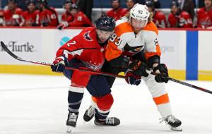 Разгромные победы Вашингтона, Нэшвилла и ещё четыре результата игрового дня НХЛ