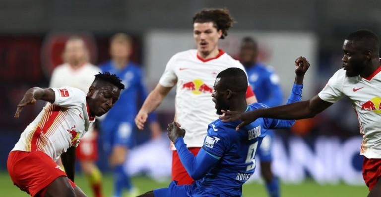 Лейпциг и Хоффенхайм не забили друг другу голов