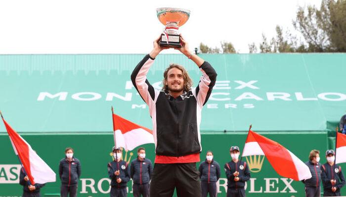 Стефанос Ципикас обыграл Андрея Рублёва в финале турнира в Монте-Карло