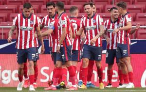 Реал Сосьедад потерпел поражение от Атлетико