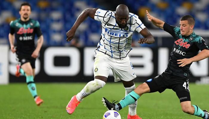 Интер и Наполи сыграли вничью в Неаполе