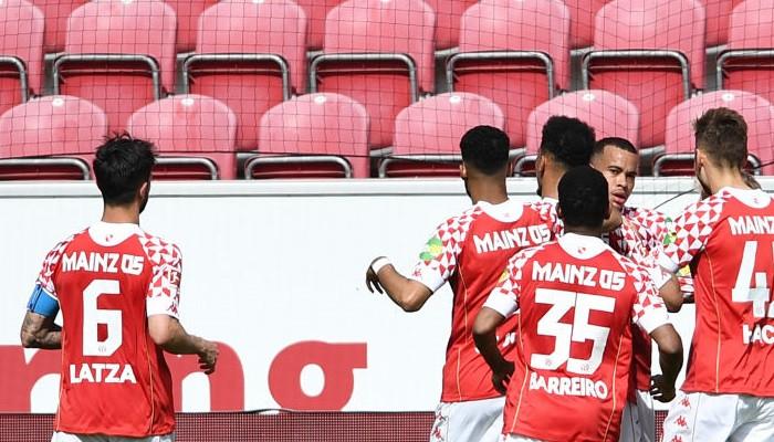 Бавария не успела отыграться в матче против Майнца