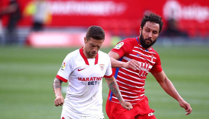 Севилья сохранила победный счёт в матче против Гранады