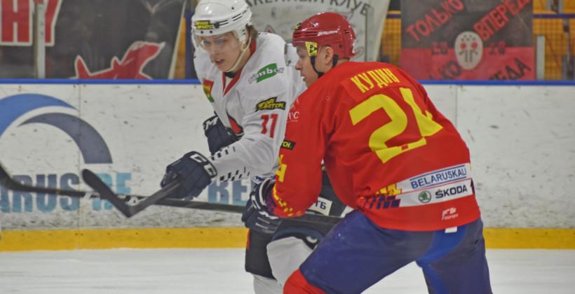Два игрока Лиды не помогут клубу в матче против юниорской сборной Беларуси
