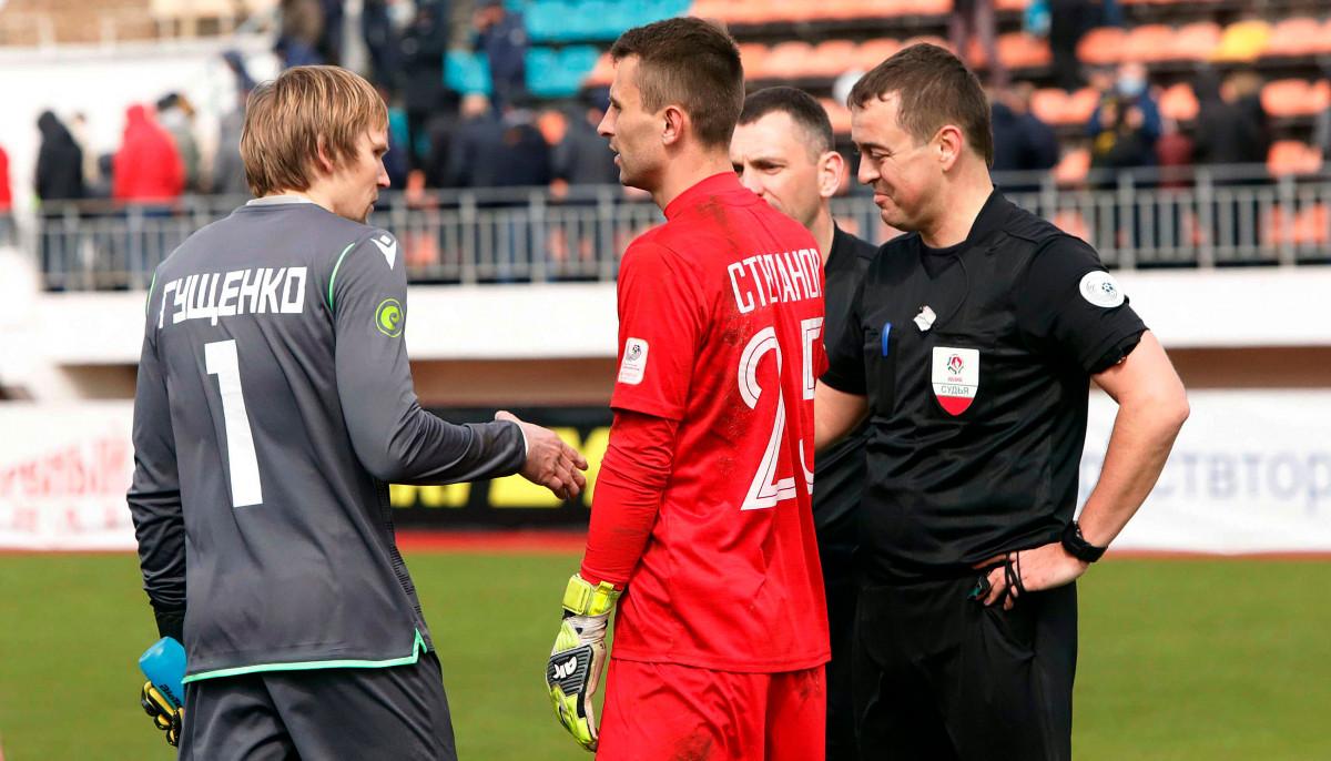 Дмитрий Гущенко, Роман Степанов