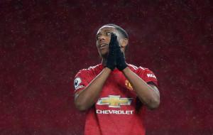 Антони Марсьяль может покинуть Манчестер Юнайтед