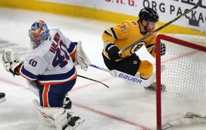 Разгромные победы Бостона, Вегаса и ещё два результата матчей игрового дня НХЛ