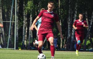 Нафтан арендовал защитника Витебска Костомарова