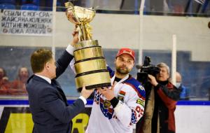 Кульминация хоккейного сезона (видео)
