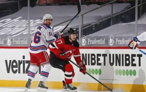 Егор Шарангович не сыграет в плей-офф НХЛ за Нью-Джерси