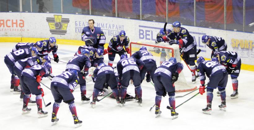 Металлург крупно переиграл Динамо-Молодечно