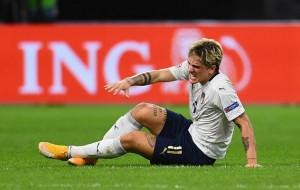 Дзаньоло пропустит Евро-2020 из-за травмы