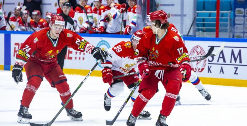 Тэйлор, Щечин, Нестеров и еще 19 хоккеистов включены в состав сборной Беларуси на спарринги с Россией