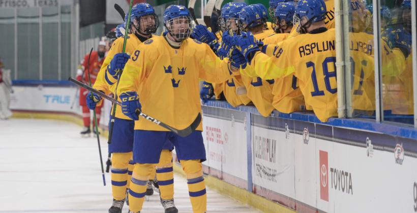 Форвард юниорской сборной Швеции: «Так и не понял, случайность эта была, или Яваш меня атаковал»