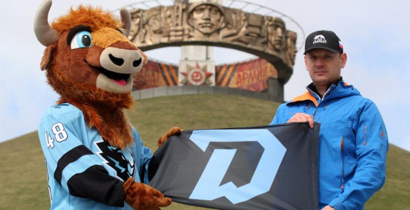Флаг минского Динамо поднимут на Эверест