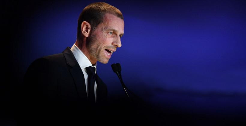 УЕФА может перейти к формату «финала четырех» в Лиге чемпионов