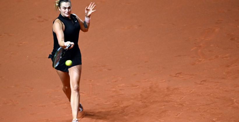 Соболенко не оставила шансов Халеп в полуфинале турнира в Штутгарте